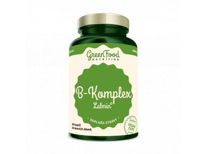 greenfood nutrition b komplex4
