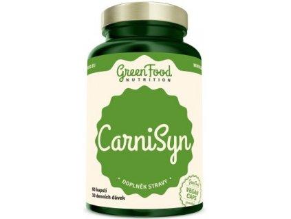 3056 1 greenfood carnisyn 60 kapsli