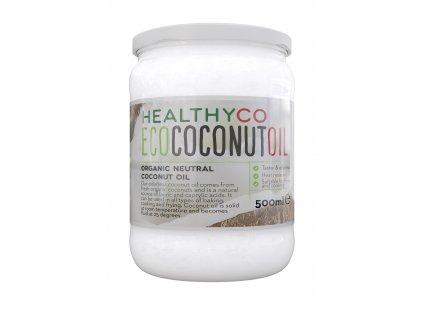 BIO kokosový olej - neutrální