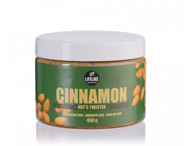 cinnamon twister