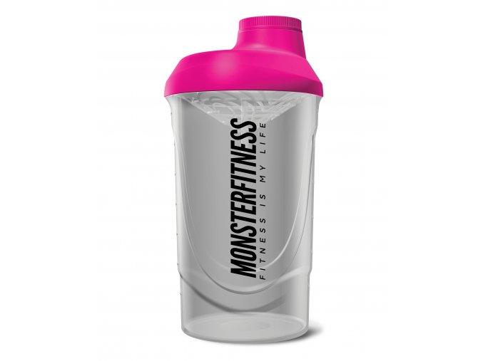 Shaker monster pink