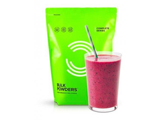 bulk powders breakfast smoothie 2500g original