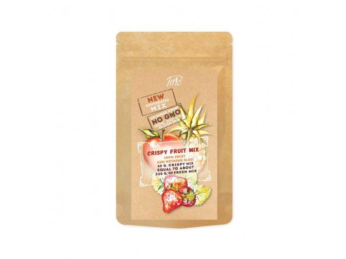 ovocny mix jahoda ananas jablko 40g