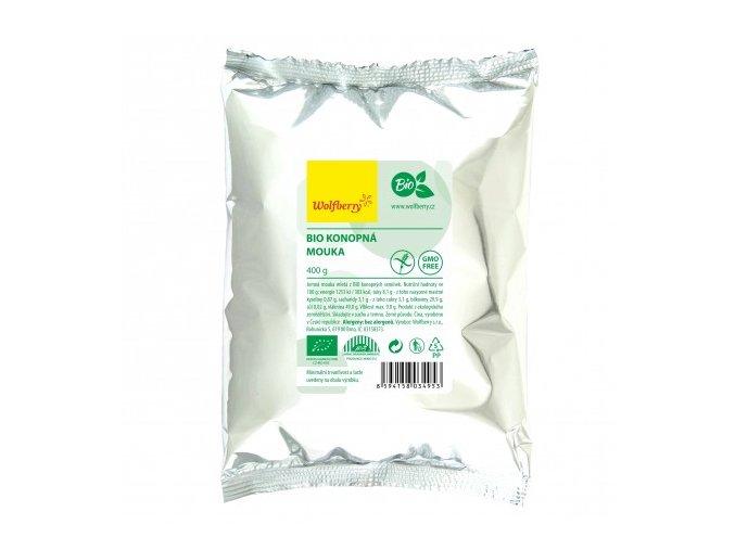 konopna mouka wolfberry bio 400 g