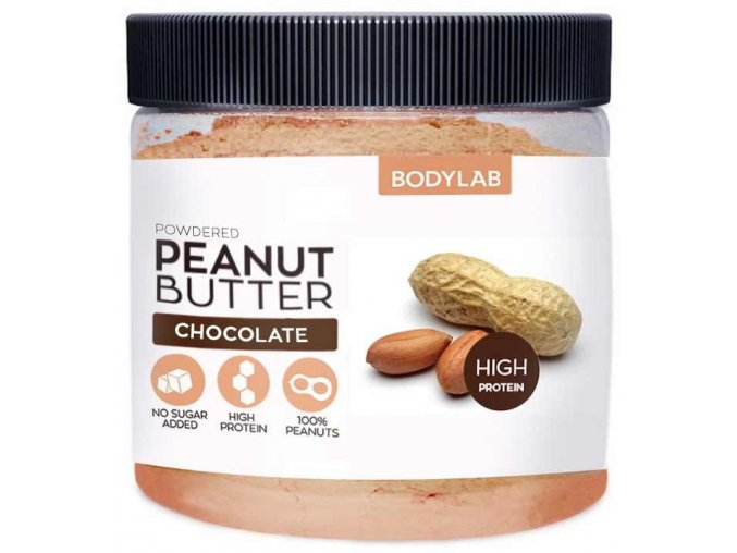 bodylab powdered peanut butter