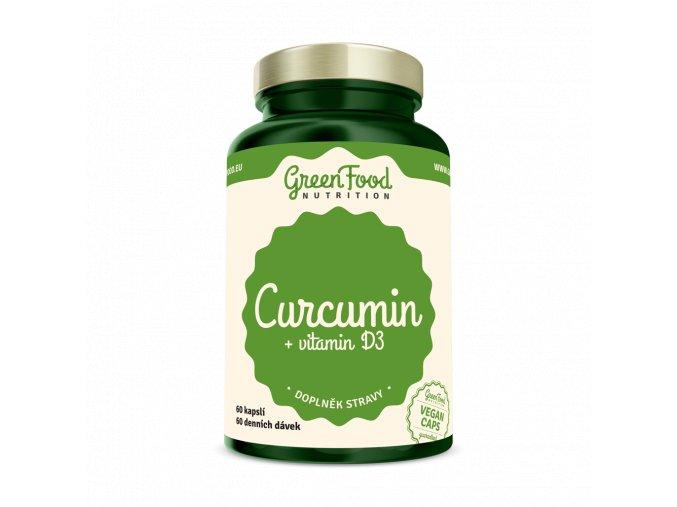 greenfood nutrition curcumin7