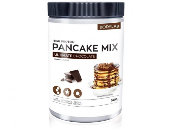 bodylab high protein pancake mix 2