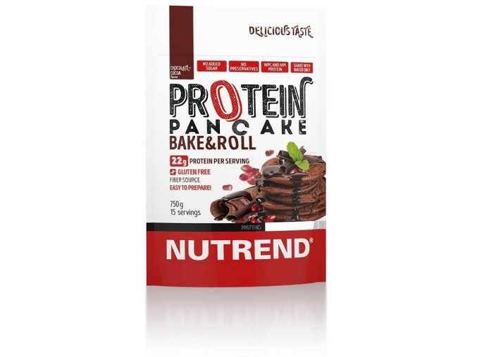 nutrend protein pancake