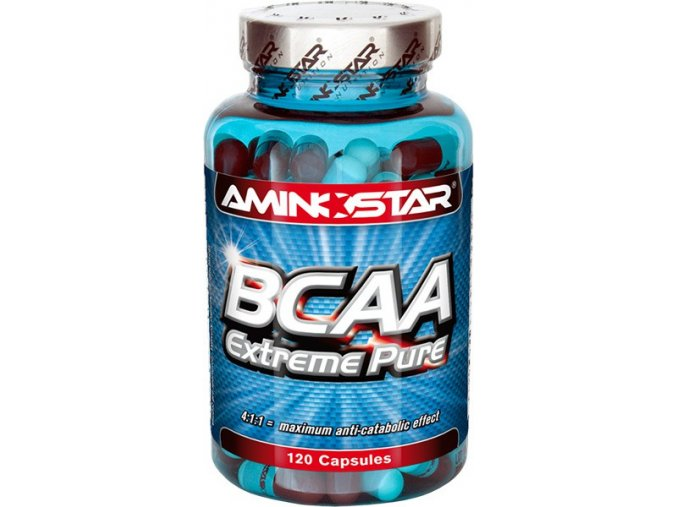 aminostar bcaa extreme pure