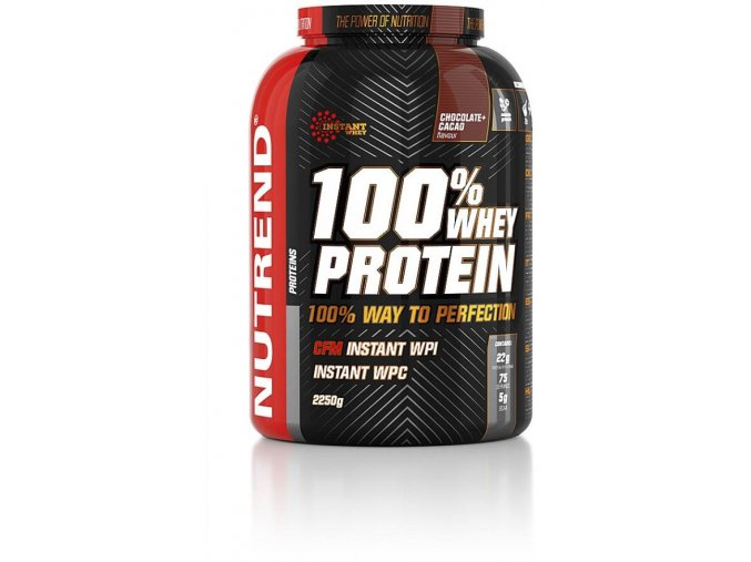 nutrend 100 whey protein