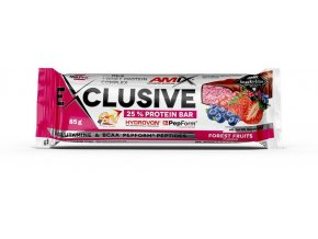 amix exclusive protein bar 12