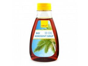 kokosovy sirup wolfberry bio 400 ml