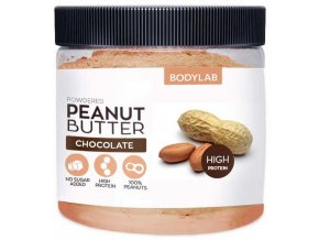 bodylab powdered peanut butter
