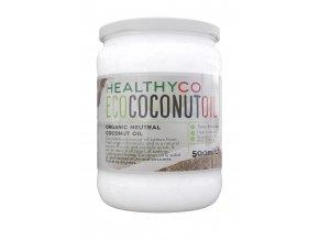 Organický BIO kokosový olej