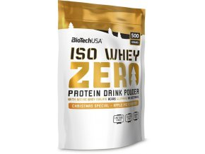 biotech usa iso whey zero native 3