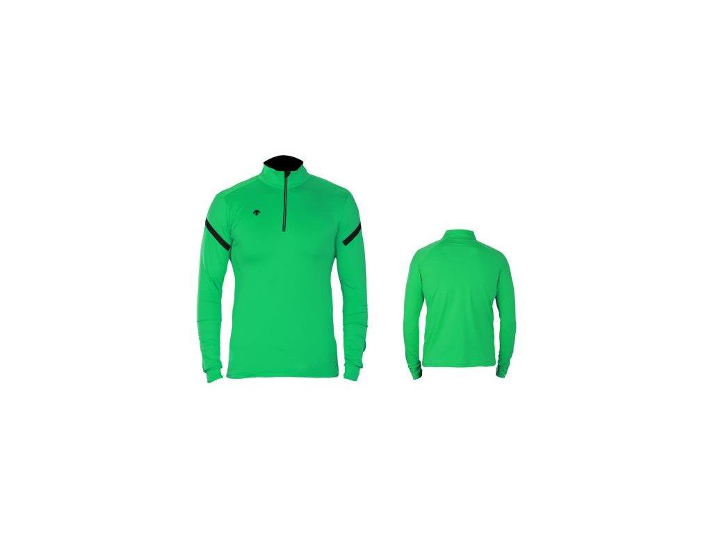 Pánský rolák Descente OLTEN, container green