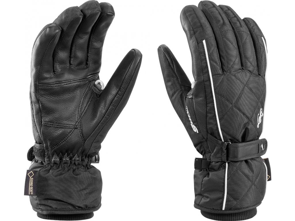 Dámské rukavice Leki AROSA S GTX LADY, black