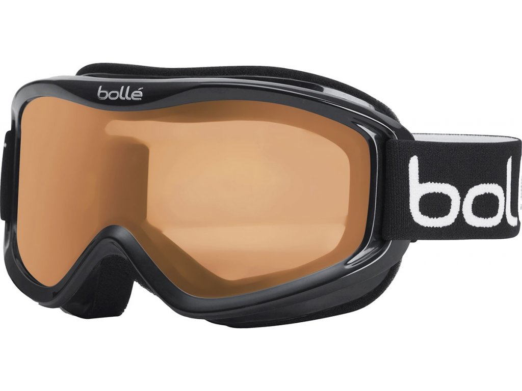 Brýle Bollé MOJO, shiny black, citrus