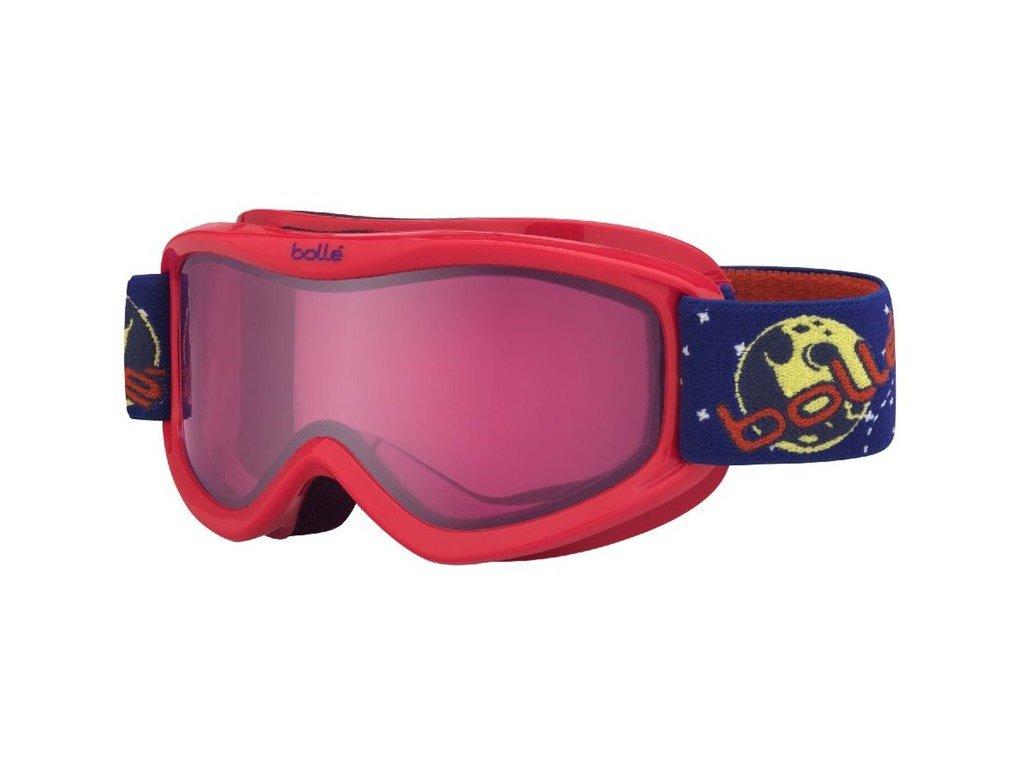 Brýle Bollé AMP, red rocket, vermillon