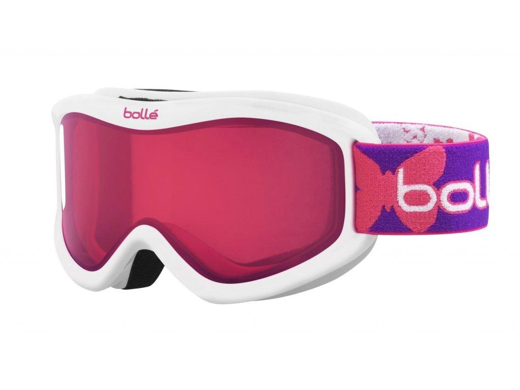 Brýle J Bollé VOLT, white butterfly, vermilon