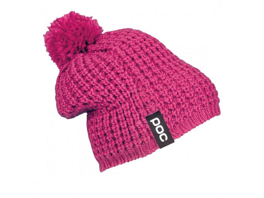 Čepice POC COLOR BEANIE, xenon pink