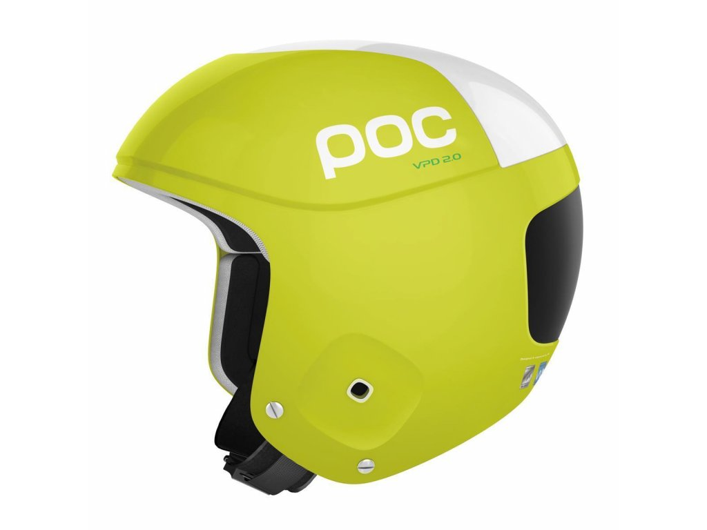 Helma POC SKULL ORBIC COMP, hexane yellow