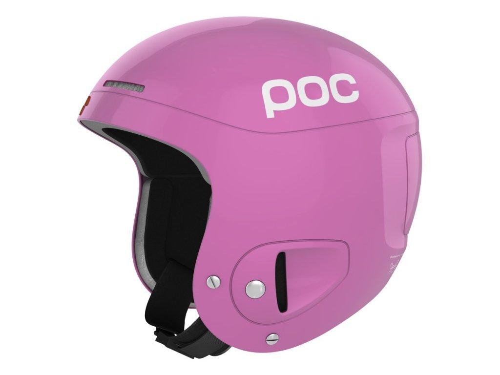 Helma POC SKULL X, actinium pink