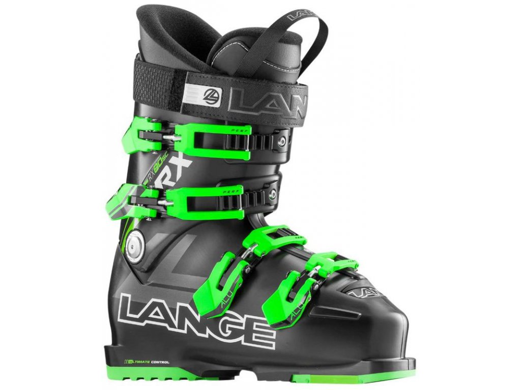 Obuv J Lange RX 80 Wide S.C., black green, 26,5