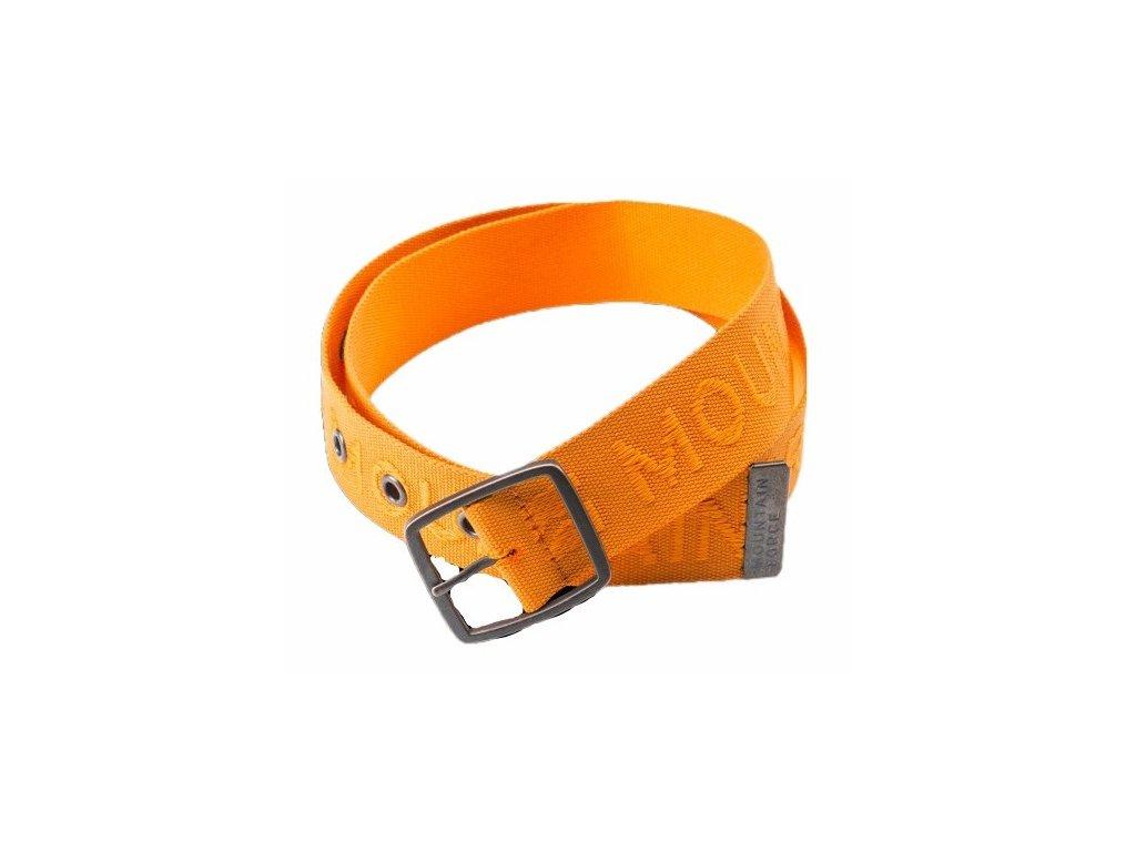 Pásek Mountain Force BELT, orange