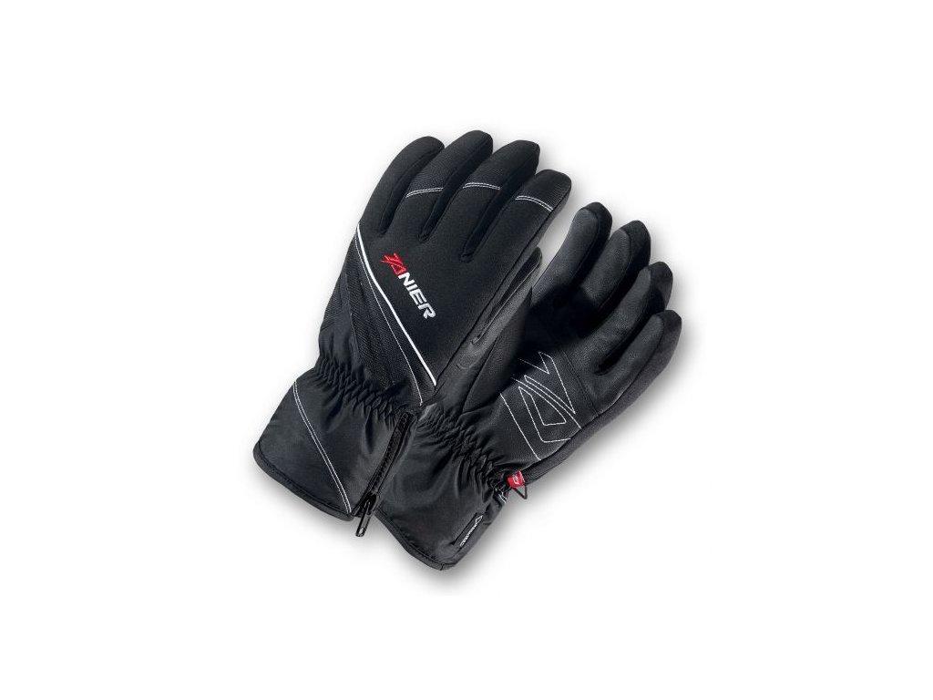 Rukavice Zanier RAURIS GTX, black