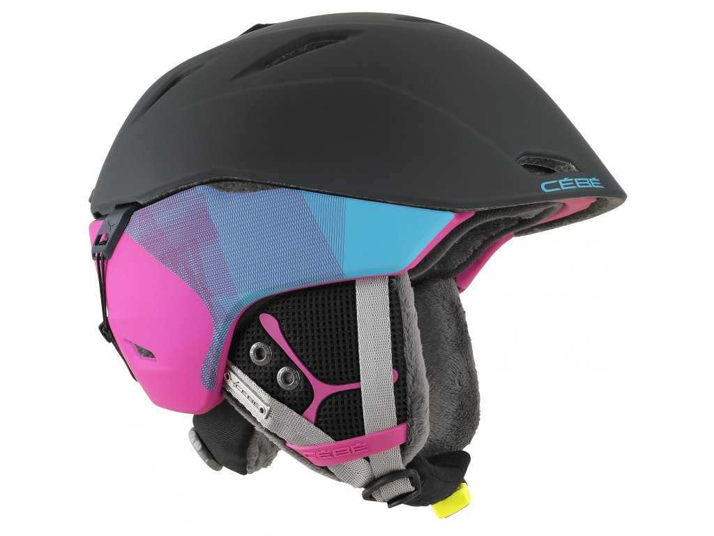 Helma Cébé ATMOSPHERE DLX, blue, pink
