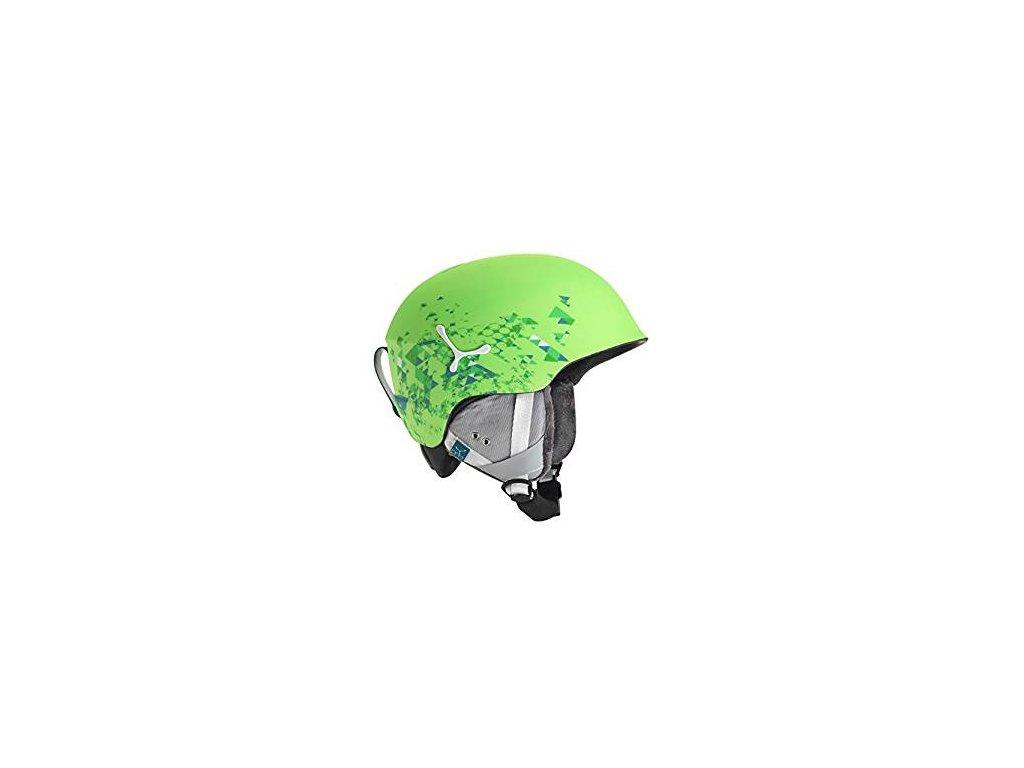 Helma Cébé SUSPENSE DELUXE, matte green