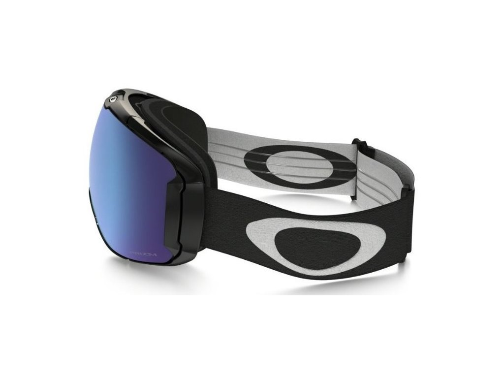 Brýle Oakley AIRBRAKE XL, jet black, prizm sapphire iridium & prizm hi pink irid 2