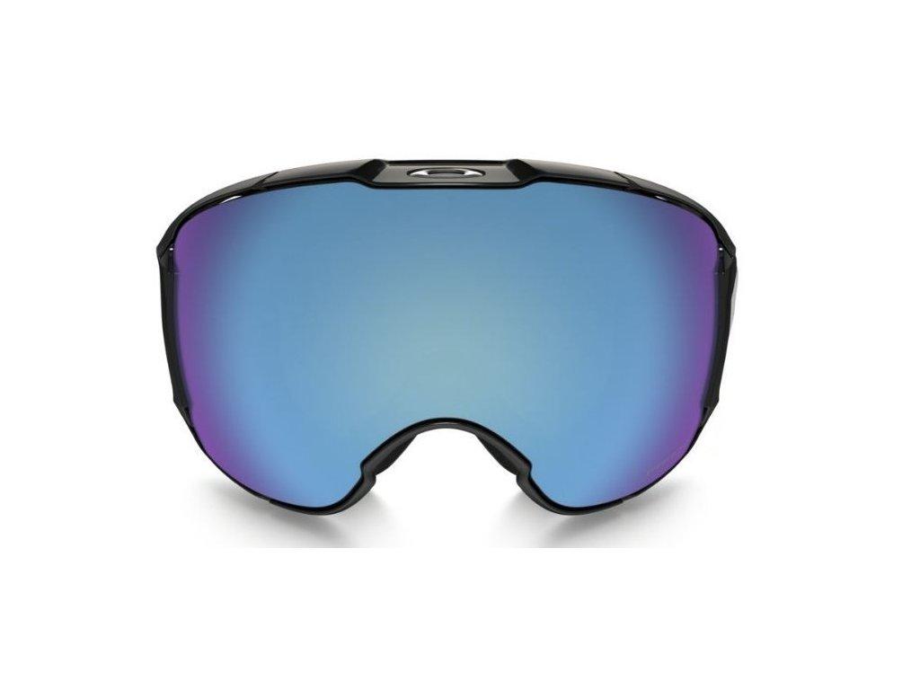 Brýle Oakley AIRBRAKE XL, jet black, prizm sapphire iridium & prizm hi pink irid 1