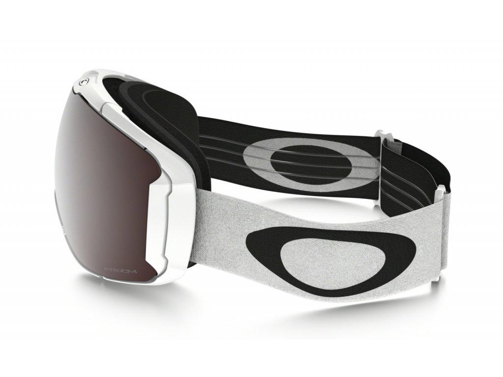 Brýle Oakley AIRBRAKE XL, polished white, prizm black iridium & prizm hi pink ir 1