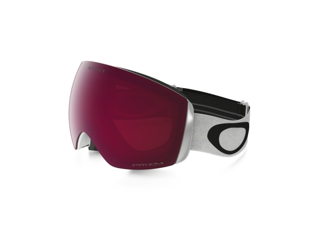 Brýle Oakley FLIGHT DECK XM, matte white, prizm rose 1