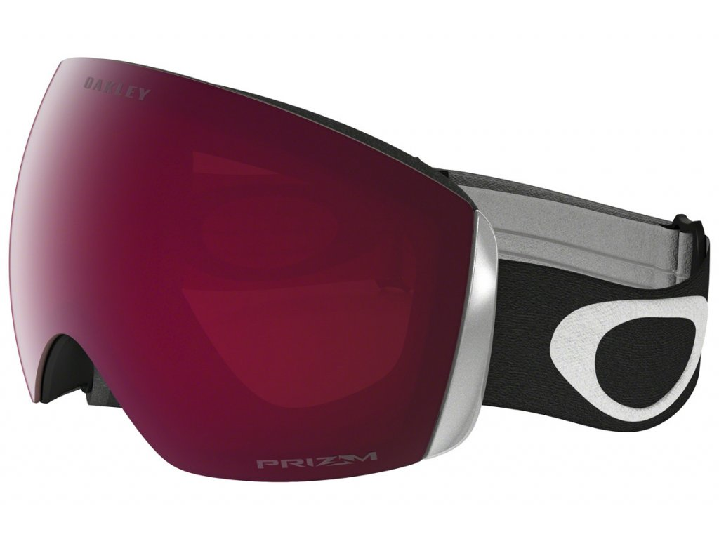 Brýle Oakley FLIGHT DECK, matte black, prizm rose