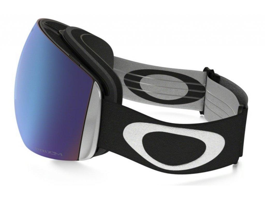 Brýle Oakley FLIGHT DECK, matte black, prizm sapphire iridium 2