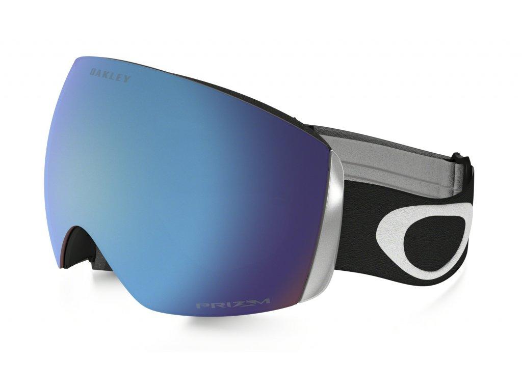 Brýle Oakley FLIGHT DECK, matte white, prizm torch iridium