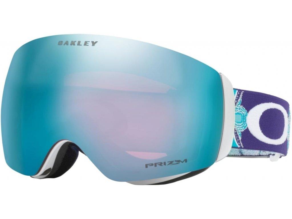 Brýle Oakley FLIGHTDECK XM, wanderlust ice, prizm snow sapphire iridium