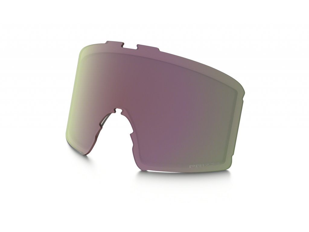 Náhradní sklo Oakley REPL. LENS LINE MINER, prizm hi pink iridium