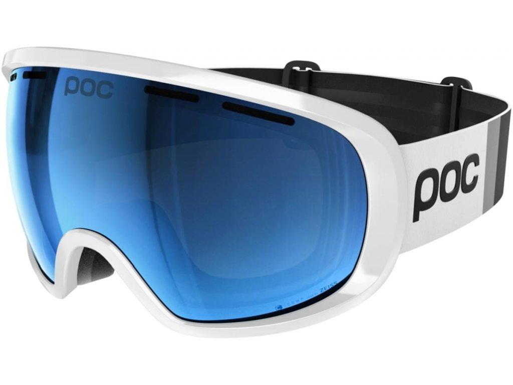 Brýle POC FOVEA CLARITY COMP, hydrogen white/spektris blue