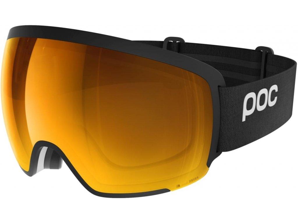 Brýle POC ORB CLARITY, uranium black/spektris orange