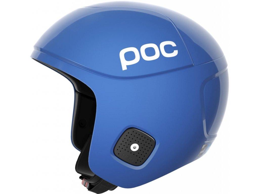 Helma POC SKULL ORBIC X SPIN, basketane blue