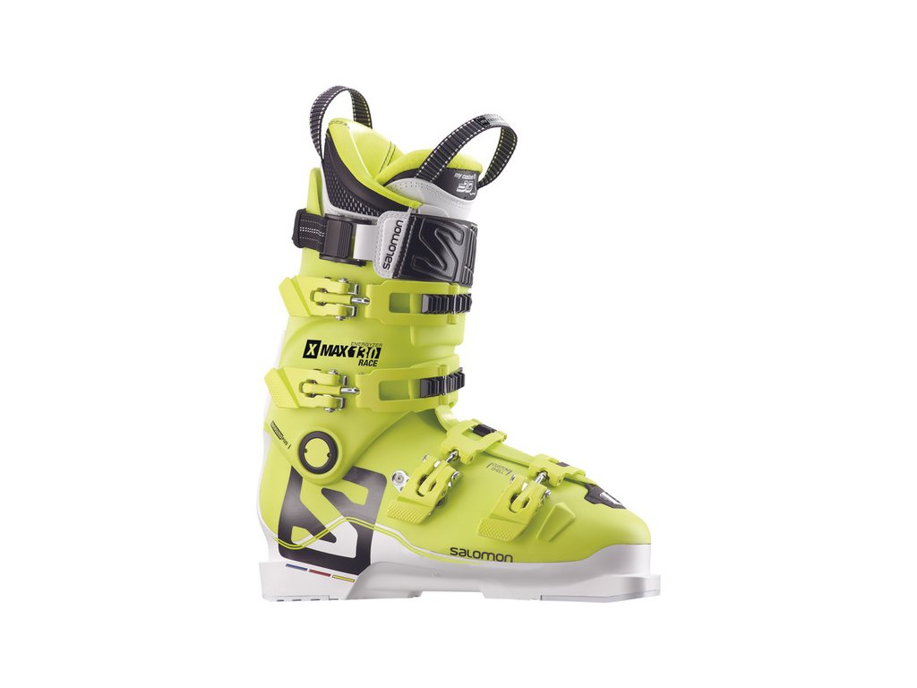 Obuv Salomon X MAX Race 130, acide green white black