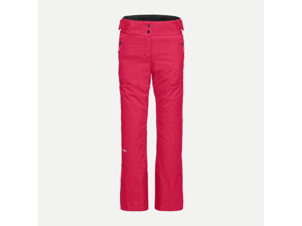 Kalhoty Kjus GIRLS CARPA PANTS, persian red