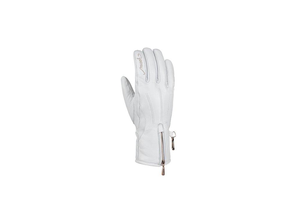 Rukavice Reusch CELINE, white