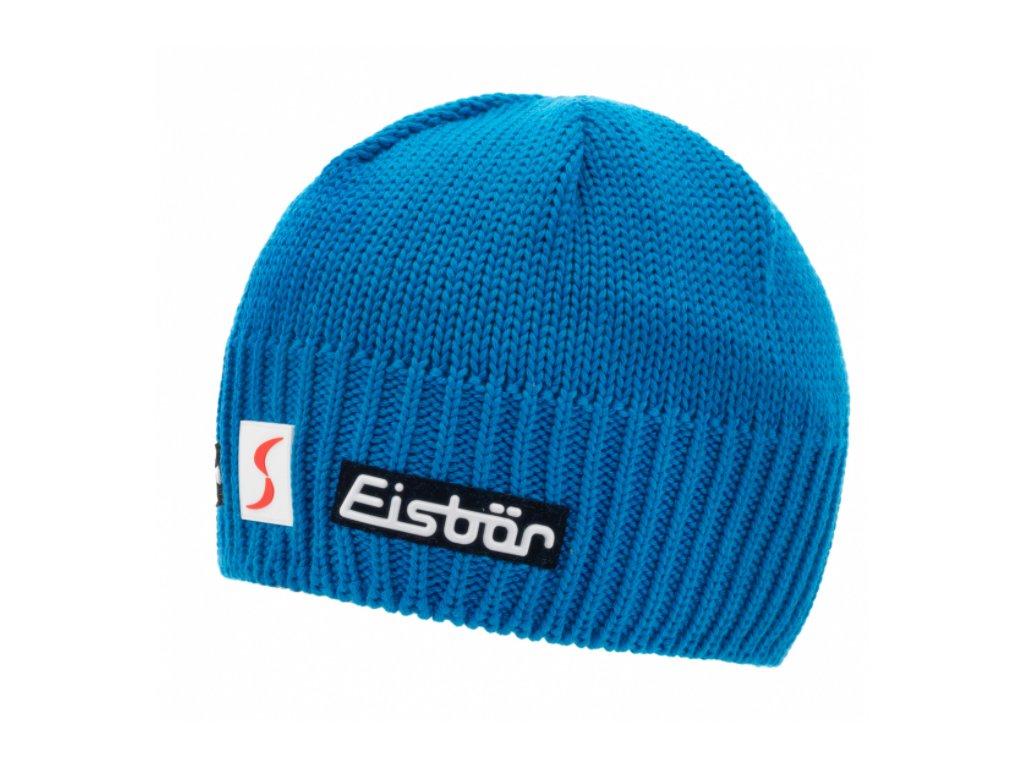 Čepice Eisbär TROP SP modrá
