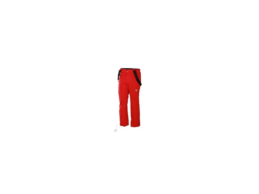 Kalhoty Descente DEVON, red