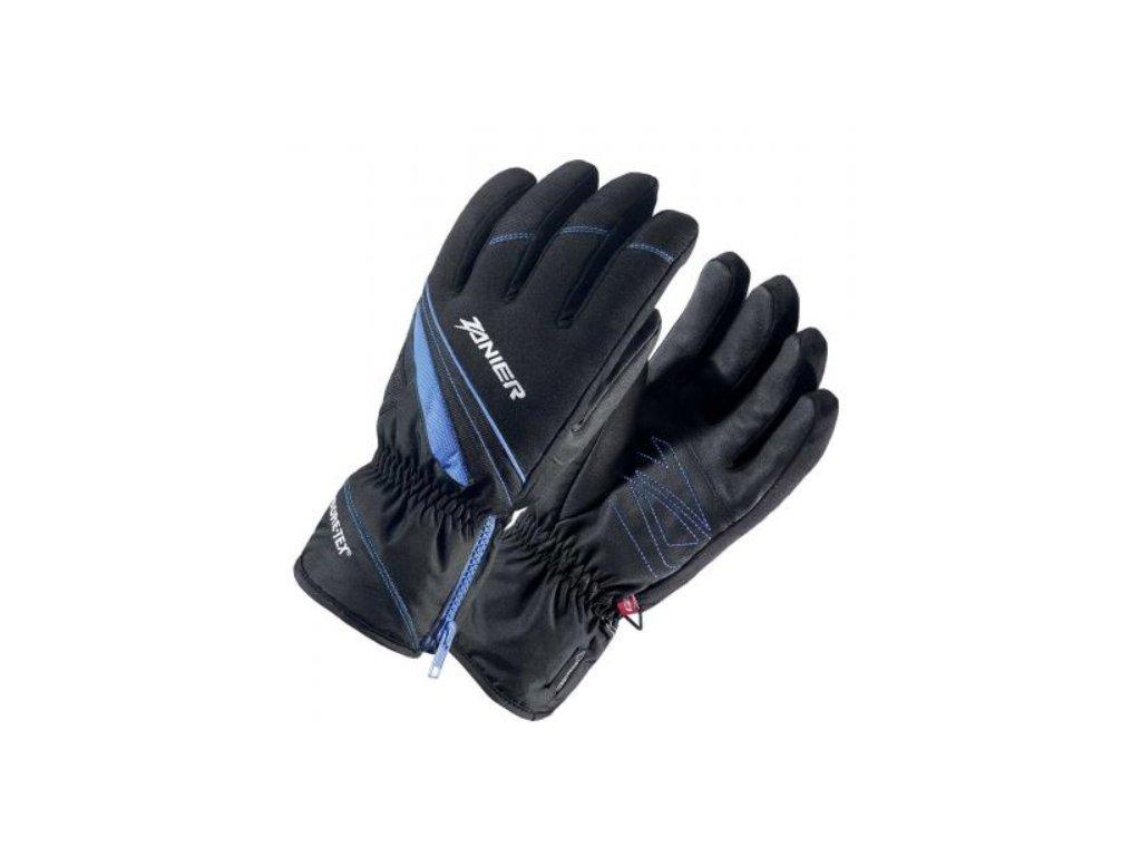 Rukavice Zanier RAURIS.GTX, black blue